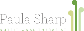 Paula Sharp Natural Nutritional Therapist